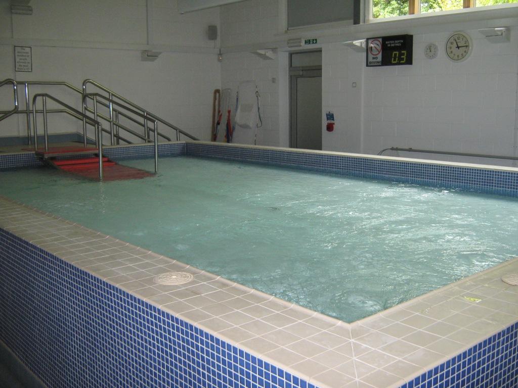 Gallery bidwell brook school for Hydroponic pool