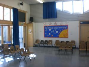 Multipurpose School Hall