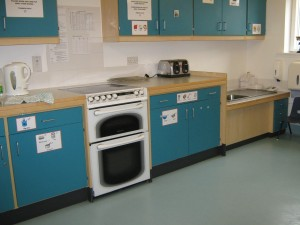 Lower School Kitchen